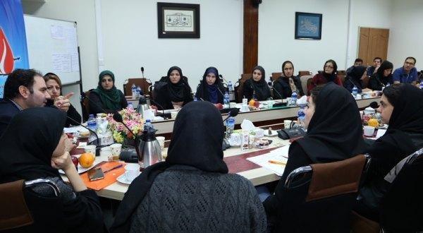کارگاه پیشگیری از خشونت مبتنی بر جنسیت