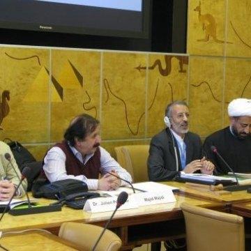 پنل اسلام هراسی و نقض حقوق بشر / ژنو مقر سازمان ملل متحد
