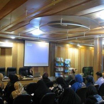 با برگزاری کارگاه آموزشی ؛ روز جهانی عدم خشونت گرامی داشته شد