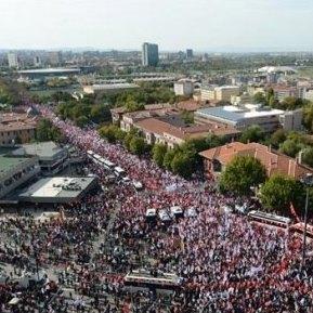 انتقاد حقوق بشری ها از خشونت پلیس ترکیه علیه معترضان