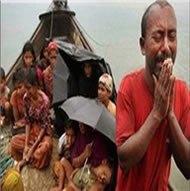 بودائیان تندرو یک زن مسلمان را در میانمار کشتند و ۷۰ خانه را آتش زدند