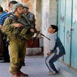 گزارش یونیسف از خشونت وبدرفتاری اسرائیل با کودکان فلسطینی