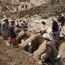 نزدیک به 12 هزار یمنی در حملات سعودی کشته شدند