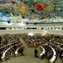 حضور سازمان دفاع از قربانیان خشونت در اجلاس سی ام شورای حقوق بشر