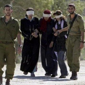1400 زن فلسطینی در زندان های صهیونیستی