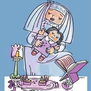 فاصله سنی برخی کودک همسریها ۵۰ سال است