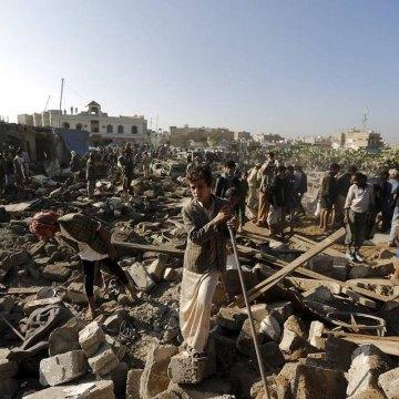 اینفوگرافیک/۸۰۰ روز پس از جنایات عربستان در یمن