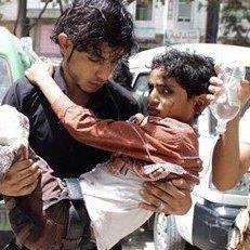 جنایات عربستان در یمن