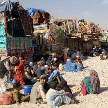 آوارگیِ بیش از ۱۰۰ هزار نفر در افغانستان ظرف ۵ ماه