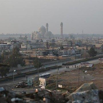 جان باختن 8 شهروند عراقی در حملات انتحاری داعش در موصل