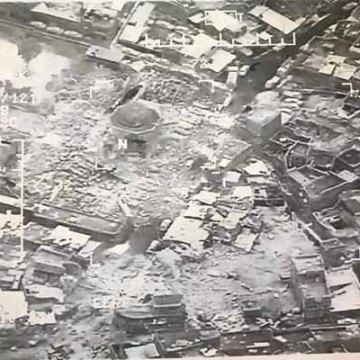 سازمان ملل: ویرانی مسجد النوری به جنایات جنگی داعش افزوده می شود