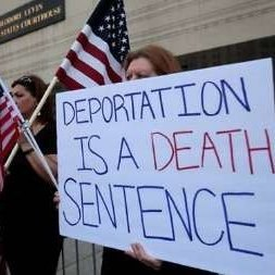 درخواست یک نهاد آمریکایی برای تمدید ممنوعیت اخراج عراقی ها