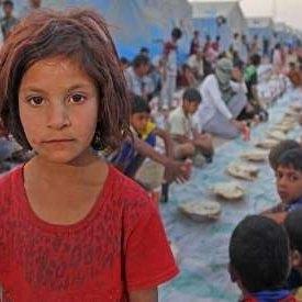 10 هزار یتیم حاصل حاکمیت سه ساله داعش بر بخش هایی از عراق