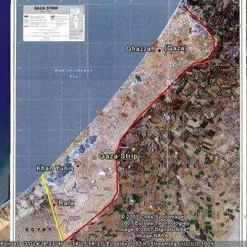 97 درصد آبهای زیرزمینی در غزه آلوده است