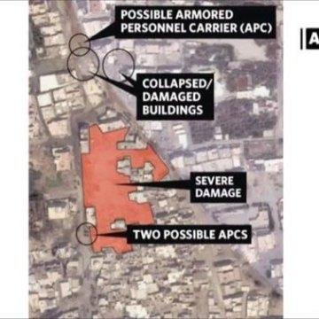 انهدام گسترده منازل در العوامیه توسط نیروهای امنیتی عربستان