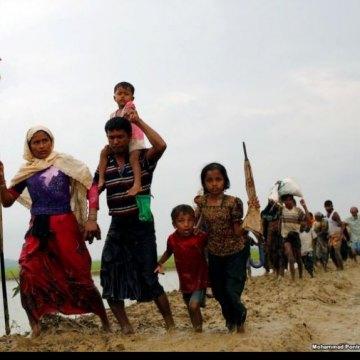 مسلمانان میانمار در بنبست آوارگی