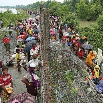 اتحادیه جهانی علمای مسلمان خواستار حمایت جدی از مسلمانان میانمار شد
