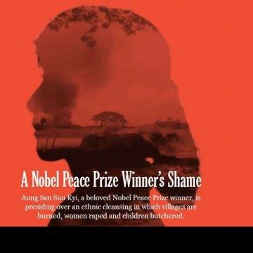 نیویورک تایمز: وضعیت میانمار؛ ننگی بر دامان یک برنده جایزه صلح نوبل
