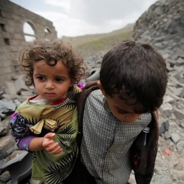 دیدهبان حقوق بشر: حملات تحت امر عربستان در یمن جنایات جنگی است