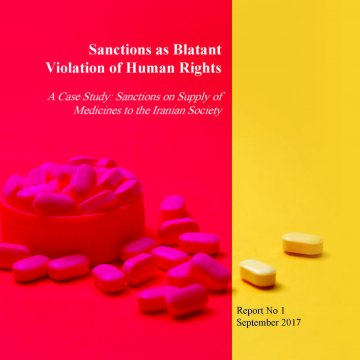 ��������-����-����������������-���������� - تحریم ها، نقض آشکار حقوق بشر
