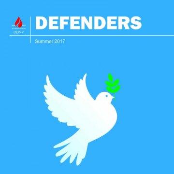 نشریه مدافعان شماره تابستان 2017