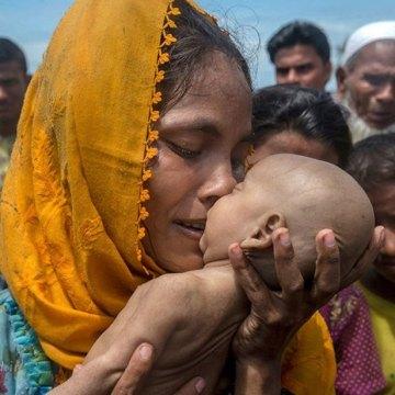 دیده بان حقوق بشر خواستار ارجاع پرونده میانمار به دیوان لاهه شد