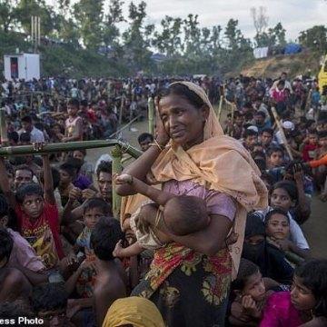 نسلکشی مسلمانان روهینگیا شنیعترین جنایت قرن بیستویکم