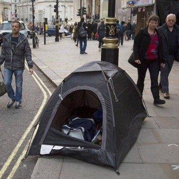 گزارش یک نهاد حقوق بشری از ابعاد گسترده فقر پنهان درانگلیس
