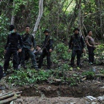 بحران روهینگیا، تشدید کننده قاچاق انسان در سال 2017
