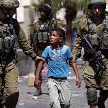 جنایات اسرائیل بر علیه کودکان