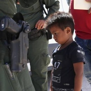 رکوردزنی آمریکا در بازداشت کودکان مهاجر در ۲۰۱۹