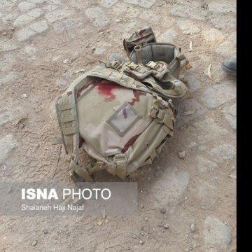 حمله تروریستی در رژه نیروهای مسلح