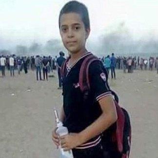 حملات وحشیانه رژیم صهیونیستی به کودکان فلسطینی