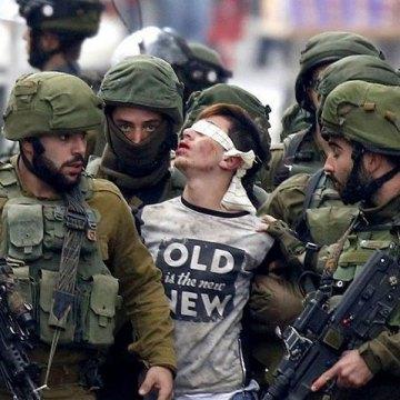 درگیری میان صهیونیستها و فلسطینیان