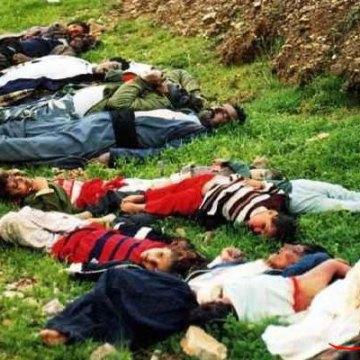 تحریم و قربانیان گاز شیمیایی سردشت