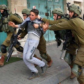 صهیونیست ها ۲۶۰۰ فلسطینی را در نیمه نخست امسال بازداشت کردند