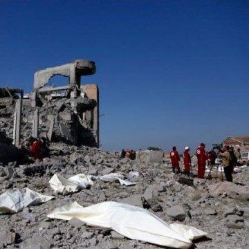 عفو بینالملل خواستار تحقیق در مورد حمله سعودیها به زندان یمن شد