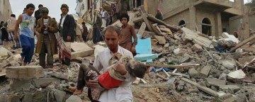 کودکان یکچهارم از کل قربانیان غیرنظامی جنگ یمن