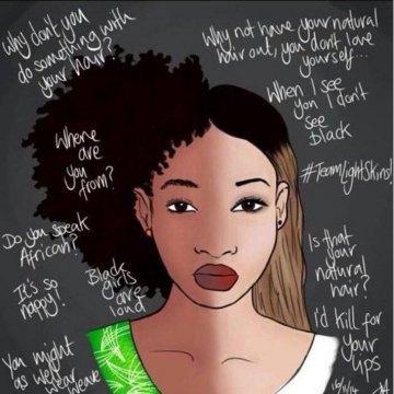 اشتغال زنان رنگین پوست در آمریکا