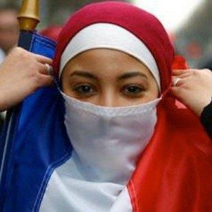 فرانسویها علیه اسلامهراسی تجمع کردند