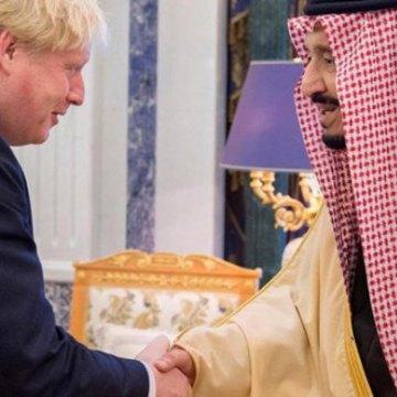 افزایش فروش تسلیحات انگلیسی به ائتلاف سعودی