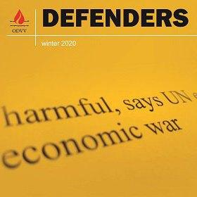نشریه مدافعان(Defenders) زمستان 98 منتشر شد