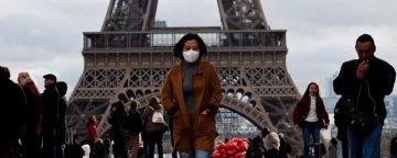 گزارش سی.ان.ان از شکاف عمیق طبقاتی در فرانسه در دوران شیوع کرونا