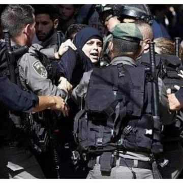 باشگاه اسرای فلسطینی:بازداشت 16 هزار زن فلسطینی طی 53 سال