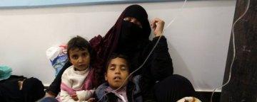 بحران کودکان یمنی در میانه بحران جنگ