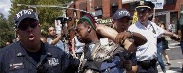 نظرسنجی برای بررسی تاثیرات خشونت پلیس آمریکا بر زندگی سیاهپوستان این کشور