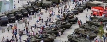 نمایشگاه تسلیحاتی لندن و مدعوینی از دولتهای حاضر در فهرست حقوق بشر انگلستان!