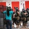 همبستگی-بین-المللی-علیه-تحریم-های-غیر-انسانی - ممنوعیت برگزاری تظاهرات علیه خشونتهای پلیس در فرانسه