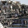 یونیسف-از-افزایش-7-برابری-مرگ-کودکان-یمنی-در-سال-2015-خبر-داد - حمله جنگندههای ائتلاف عربستان به منطقه رازح یمن