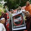 دور-جدید-کشتار-ارتش-میانمار-4-هزار-آواره-برجای-گذاشت - بان کی مون خواستار افتتاح دفتر حقوق بشر در میانمار شد